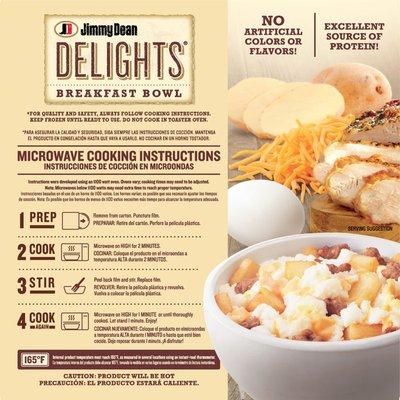 Jimmy Dean Delights Turkey Sausage Breakfast Bowl