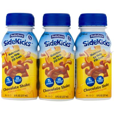 PediaSure Sidekicks Shakes Chocolate