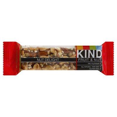 KIND Fruit & Nut Bar, Nut Delight