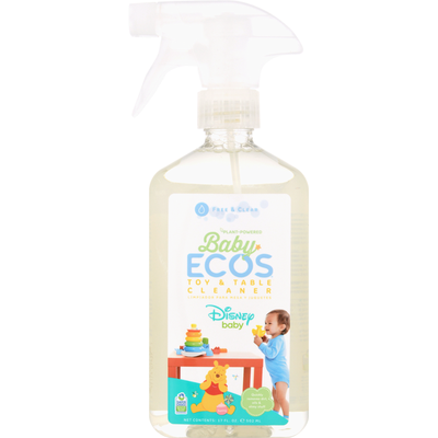 ECOS Toy & Table Cleaner, Free & Clear