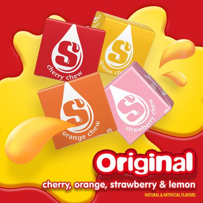 Starburst Original Fruit Chews Chewy Candy Sharing Size