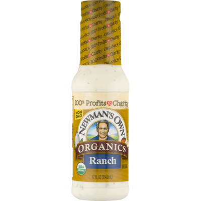 Newman's Own Dressing Ranch