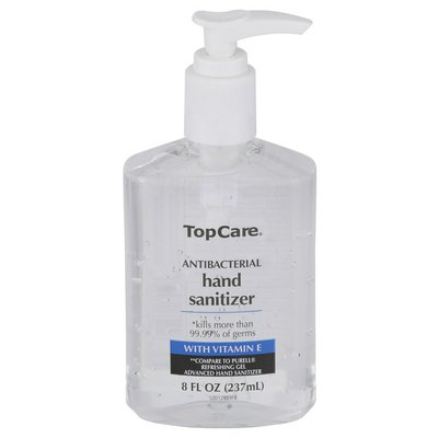 TopCare Advanced Hand Sanitizer With Vitamin E