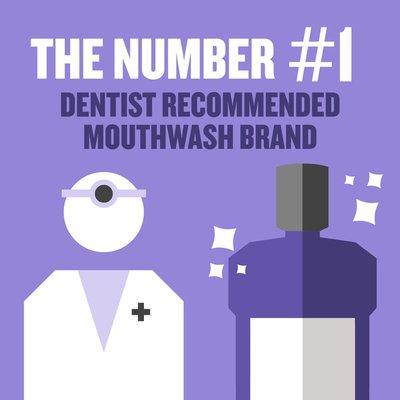 Listerine Total Care Zero Anticavity Mouthwash, Fresh Mint