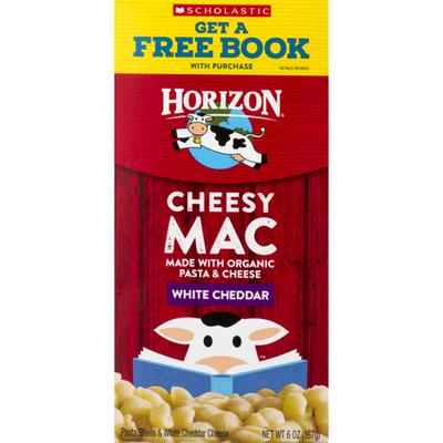 Horizon Cheesy Mac White Cheddar