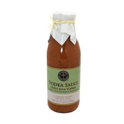 Ritrovo Selections Vodka Sauce Creamy Tomato Sauce with Basil