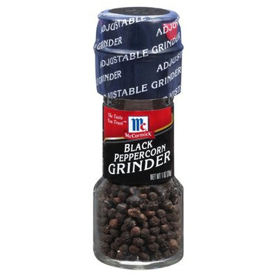 McCormick® Black Pepper Grinder