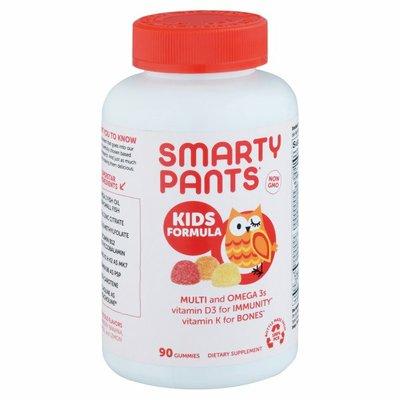 SmartyPants Kids Formula, Gummies