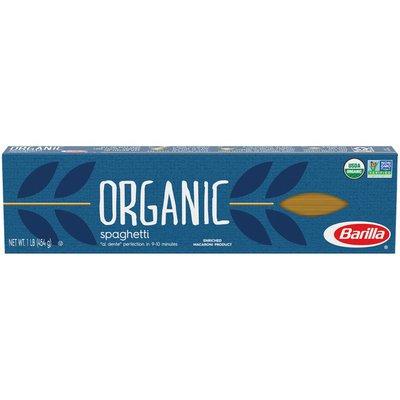 Barilla® Organic Pasta Spaghetti