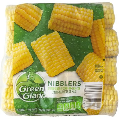 Green Giant Nibblers Corn-on-the-Cob