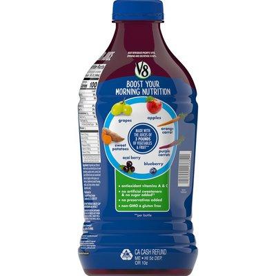 V8® Fruit & Vegetable Blends Juice Blend, Acai Mixed Berry