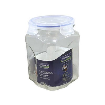 Glasslock 2 Liter Small Tall Storage Canister