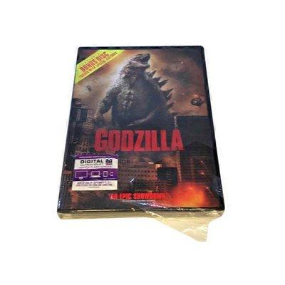 Warner Home Video Godzilla DVD