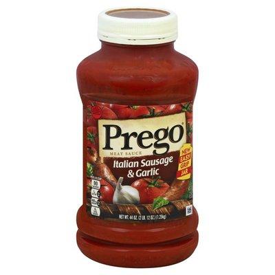 Prego® Italian Sausage & Garlic Meat Sauce