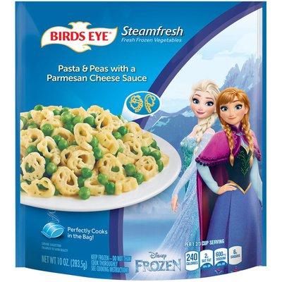 Birds Eye Disney Frozen Pasta & Peas with a Parmesan Cheese Sauce