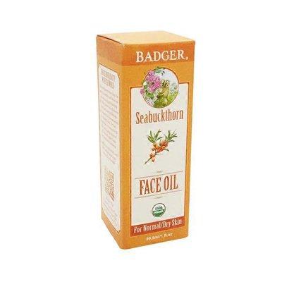 Badger Seabuckthorn Face Oil