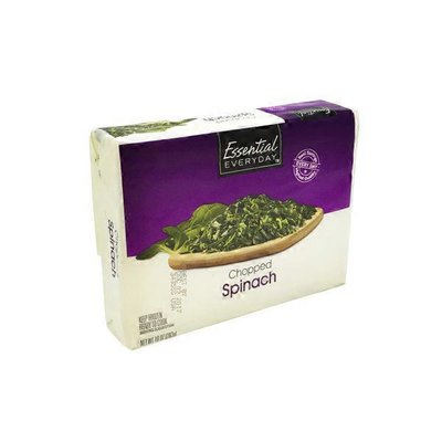 Essential Everyday Chopped Spinach
