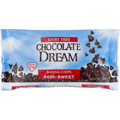 Chocolate Dream Dairy Free Semi-Sweet Baking Chips