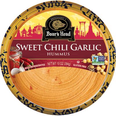Boar's Head Hummus, Sweet Chili Garlic