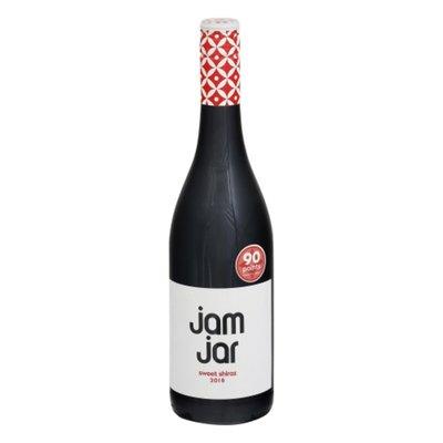 Jam Jar Red Wine, Sweet Shiraz, 2018
