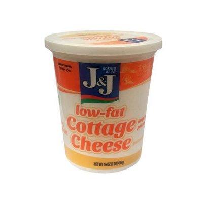 J&j Kosher Dairy, Lowfat Cottage Cheese
