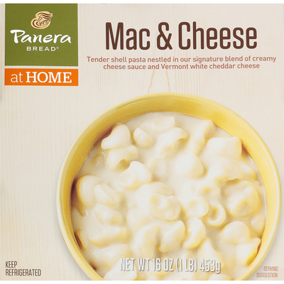 Panera Bread Mac & Cheese Microwave Meal (Vegetarian)