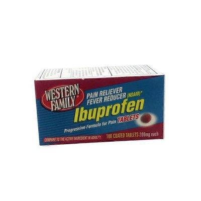 Western Family Ibuprofen Tablets