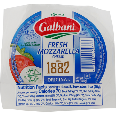 Galbani Galbani Fresh Mozzarella Ball