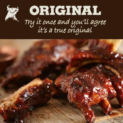 Bull'S-Eye Original Barbecue Sauce