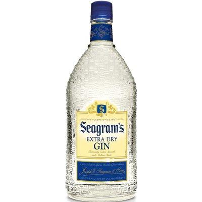 Seagram's Ex Dry Gin 80P