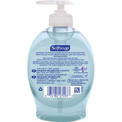 Softsoap Hand Soap, Fresh Breeze