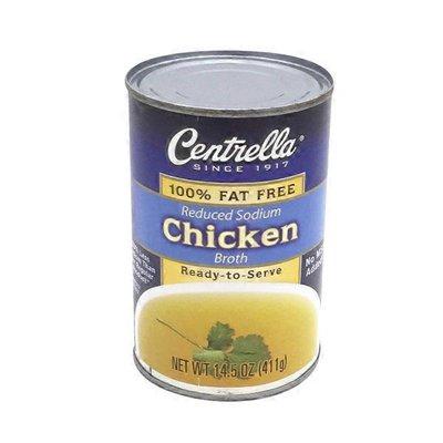 Centrella Fat Free Low Sodium Chicken Broth