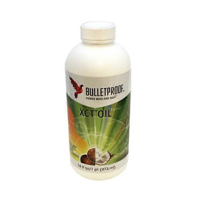 Bulletproof XCT Oil