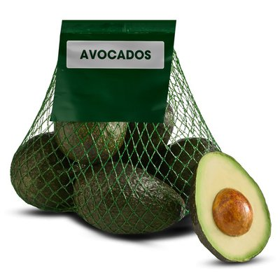 Large Avocados, 5 count