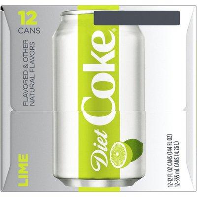Diet Coke Lime