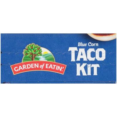 Garden of Eatin' Blue Corn Taco Kit