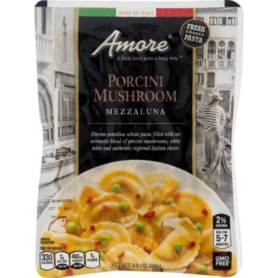 AMORE Mezzaluna Porcini Mushroom