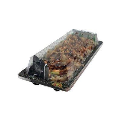 Quinoa Brown Tuna Avocado Roll