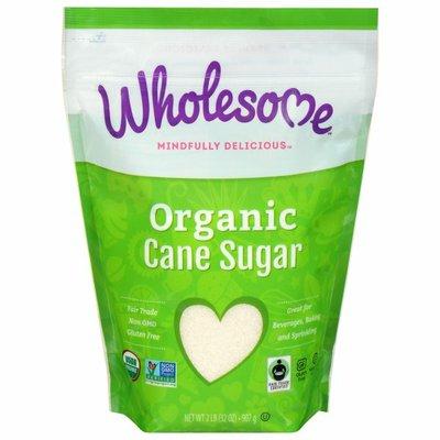 Wholesome Cane Sugar, Organic