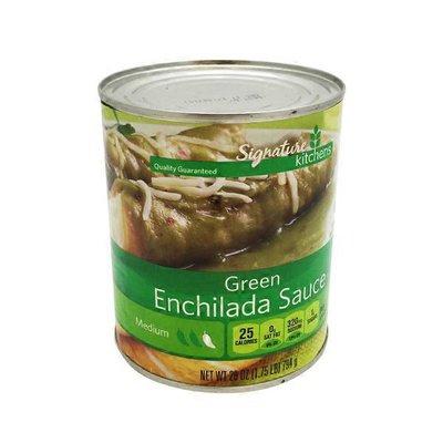 Signature Kitchens Medium Green Enchilada Sauce