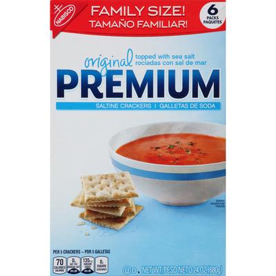 RITZ Original Saltine Crackers