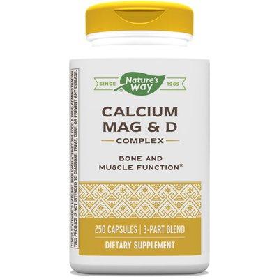 Nature's Way Calcium-Magnesium-Vitamin D