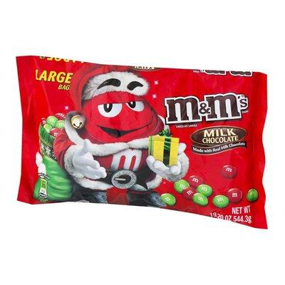 M&M's Milk Chocolate Large Bag