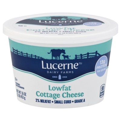 Lucerne Lowfat Cottage Cheese