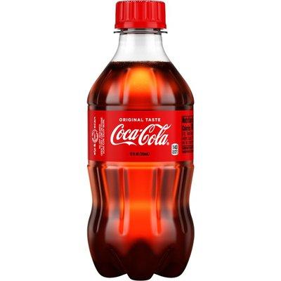 Coca-Cola Fridge Pack Bottles