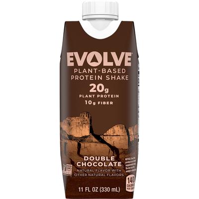 Evolve Chocolate Protein Shake