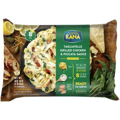 Rana Tagliatelle Grilled Chicken & Piccata Sauce