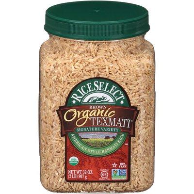 RiceSelect Brown Organic Rice