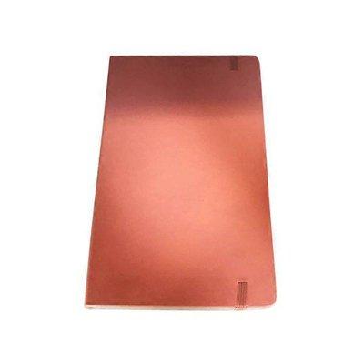 Poppin Medium Blush Pink Notebook