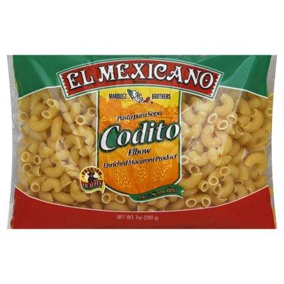 El Mexicano Elbow